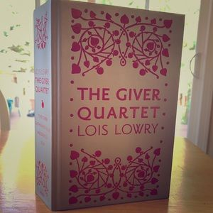 The Giver Quartet by Lois Lowry, preowned book